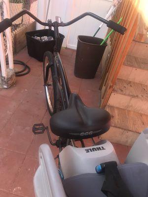 Beach Cruiser Bike wit Baby Chair $275 for Sale in Chula Vista, CA