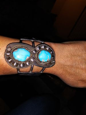 Turquoise cuff for Sale in Gilbert, AZ