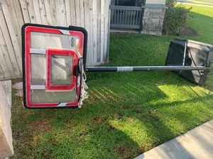 Lifetime basketball hoop for Sale in Fontana, CA