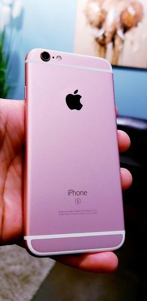 UNLOCKED 64GB IPHONE 6S EXCELLENT CONDITION TMOBILE ATT VERIZON METRO CRICKET WORLD USE for Sale in Chamblee, GA