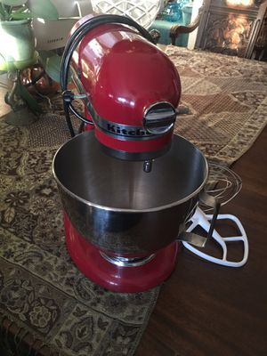 Kitchen Aid mixer for Sale in Melrose Park, IL
