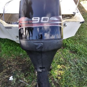 Mercury 90 HP for Sale in Homestead, FL