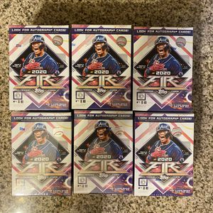 2020 Topps Fire Baseball Blaster Box 🔥⚾️ for Sale in Whittier, CA