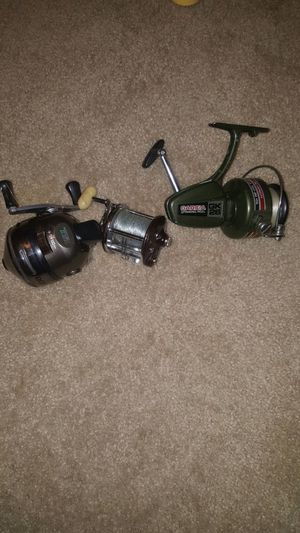 Fishing Reels for Sale in Raleigh, NC