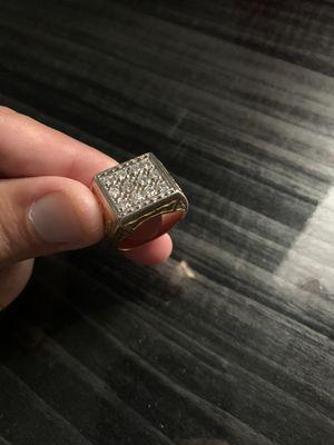 Gold ring 18 k anillo de oro 18 for Sale in Homestead, FL