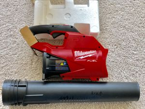 Milwaukee Cordless handheld Blower-New/nuevo for Sale in Boyds, MD