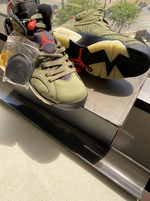 🌵Travis Scott x Air Jordan 6 for Sale in Los Angeles, CA