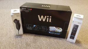 Wii Black Sports Edition for Sale in Boston, MA