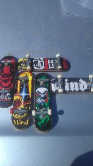 Tech decks (blind) for Sale in Pico Rivera, CA