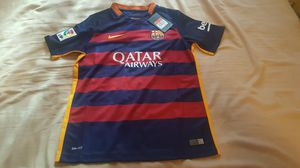 BARCELONA JERSEYS NIÑOS for Sale in Bell Gardens, CA