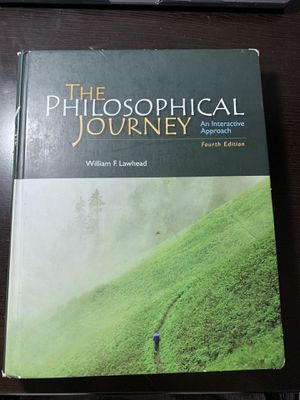 The Philosophical Journey for Sale in San Antonio, TX