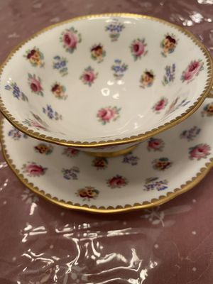Antique, Royal Chelsea cup and Saucer #382A. Made in England. for Sale in Jacksonville, FL