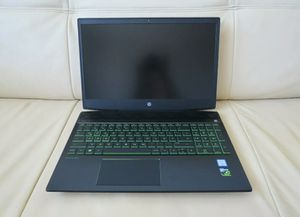 HP pavilion gaming laptop for Sale in San Francisco, CA