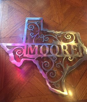 Personalized Trivet for Sale in Conroe, TX