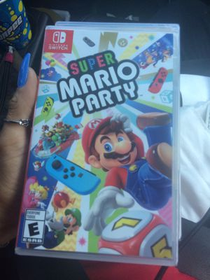 Super Mario Party (switch) for Sale in Crockett, CA