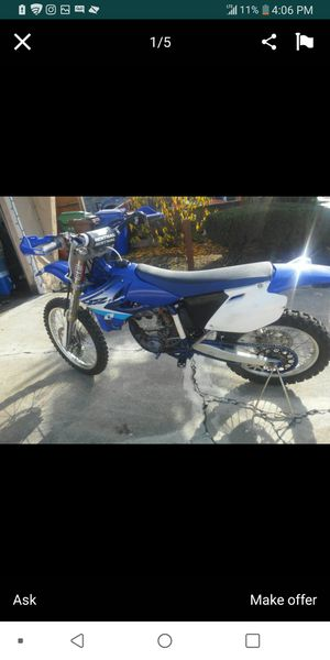 Yz250f 2005 for Sale in Pittsburg, CA
