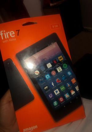 Fire 7 amazon tablet for Sale in Washington, DC
