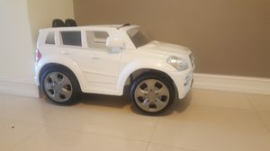 Power wheels, ride on toys, toy car, baby car, toddlers Electric kids car 12V Mercedes GLE450 for Sale in SUNNY ISL BCH, FL