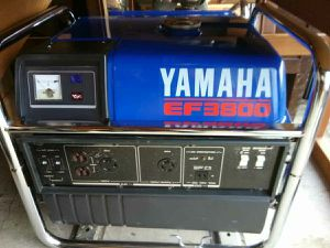 Yamaha generator for Sale in Creswell, OR