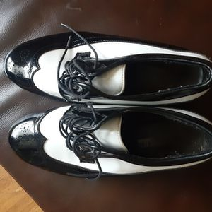 Stacy Adams White/black Dress Shoes for Sale in San Jose, CA
