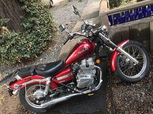 2007 Honda Rebel 250. for Sale in Chico, CA