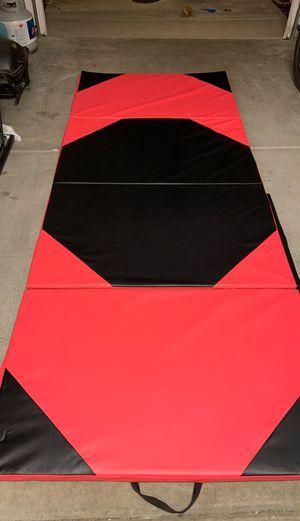 Giantex gymnastics mat - like new!! for Sale in Temecula, CA