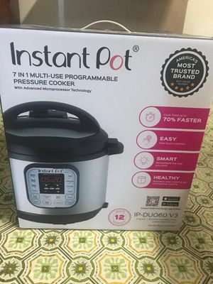 Instant pot for Sale in Sunnyvale, CA