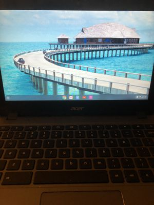 Beautiful refurbished acer laptop like new for Sale in Waynesboro, VA