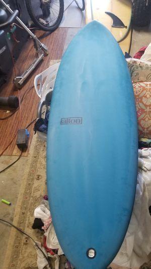 5'8 single fin surfboard for Sale in San Pedro, CA