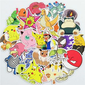 Pokemon vinyl decals/stickers birthday party favors for Sale in Poway, CA