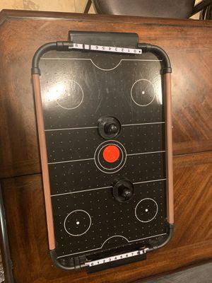 Mini air hockey table for Sale in Las Vegas, NV