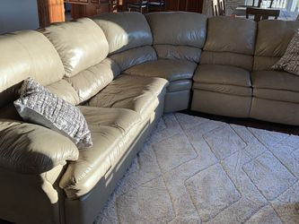 Leather Sectional for Sale in Poway,  CA