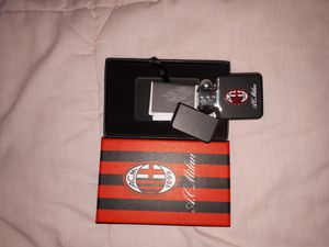 AC Milan Lighter Zippo Style for Sale in Boston, MA
