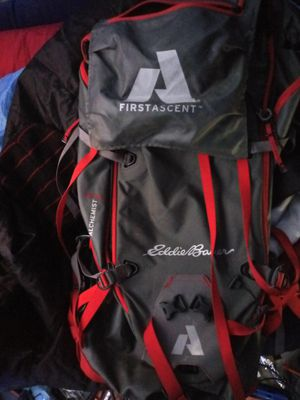 Eddie Bauer 40/55L First Ascent BackPack for Sale in Renton, WA