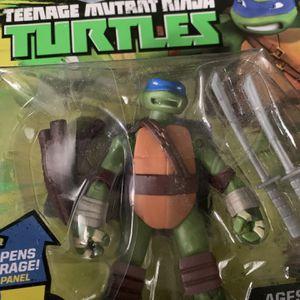 Darrell Shell Leonardo ninja turtle for Sale in Columbus, OH