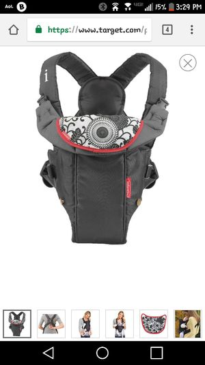 Infantino baby carrier for Sale in Lynchburg, VA