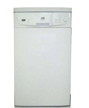 18 inch Portable Dishwasher in white for Sale in Philadelphia, PA