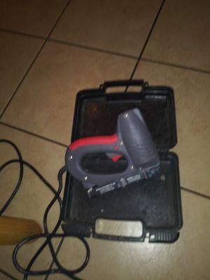 Electric Staple n Nail Gun for Sale in Las Vegas, NV