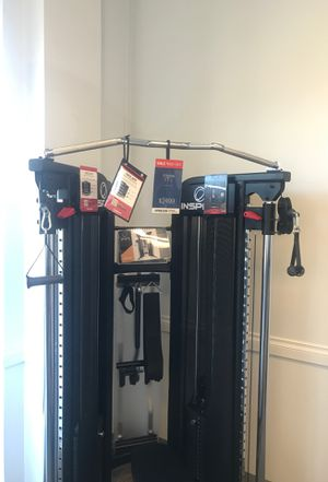 Inspire FT-1 cable gym for Sale in Tacoma, WA