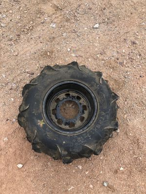 One rzr Polaris 26x10r12 itp sand tire for Sale in Payson, AZ