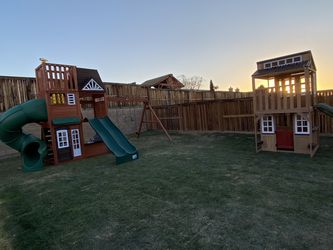 We Install Swingset Costco Playsets for Sale in La Habra,  CA