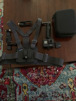 Go pro hero black 7 with accessories for Sale in Patterson, CA