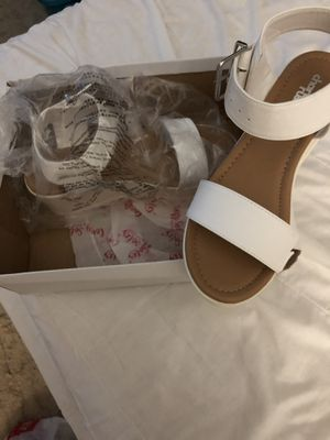 Single Strap Wedge Sandals for Sale in Homestead, FL
