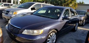 2008 HYUNDAI AZERA LIMITED for Sale in Hialeah, FL