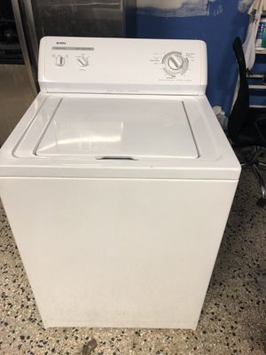 Kenmore top load washer with warranty for Sale in Woodbridge, VA