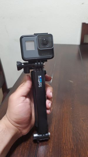 Gopro hero 6 black for Sale in Pasadena, TX