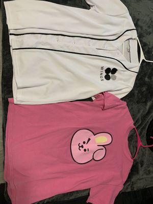 BTS Shirts (Baseball Tee JIN/ Cooky) for Sale in Tampa, FL