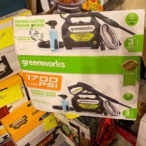 Portable electric pressure washer for Sale in Alexandria, LA