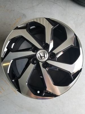 Only 1 acura honda accord wheel rim 17inch DONT ASK FOR ALL 4 I ONLY HAVE 1 NOT 4 for Sale in Kissimmee, FL