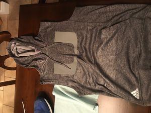 Adidas MIAMI Hurricane Sleeveless Hoodie for Sale in Tampa, FL